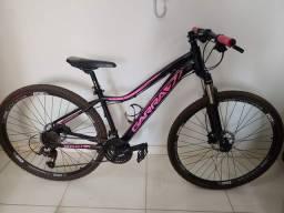 Vendo bicicleta Garra7 27 velocidades hidráulica