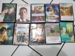 50 Dvds diversos
