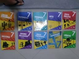 Livros 7º ano Adventista
