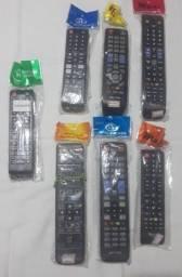 Controles de TV Samsung - vários modelos
