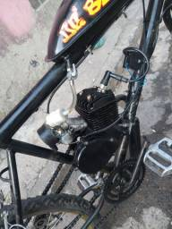 Vendo bike motorizada.