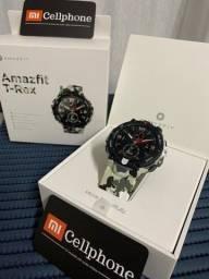 Relógio / Smartwatch Xiaomi Amazfit T-Rex - A1919 - Bluetooth / GPS - Caixa Lacrada