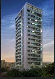 Apartamento para venda com 49 metros quadrados com 2 quartos na Madalena - Recife - PE
