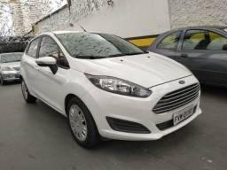 Ford Fiesta 1.6 SE 16V Branco 2017