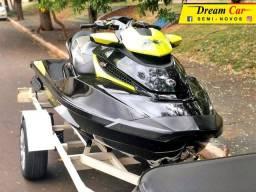 Jet ski seadoo rxt 3L 260 super charged tá com 104 hrs 2012