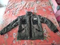 Jaqueta de frio tamanho M