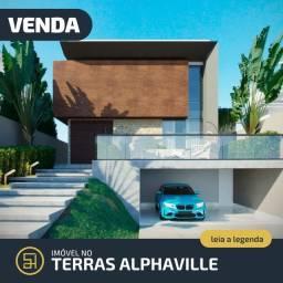 Vende-se Casa de 04 quartos no Terras Alphaville