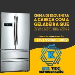 REFRIGERAÇÃO KTi TEC, Geladeira, máquinas de lavar