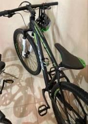 Vendo Bicicleta zerada com nota fiscal