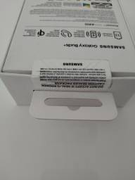 Fone de Ouvido wireless Samsung Galaxy Buds+, Novo, Caixa Lacrada