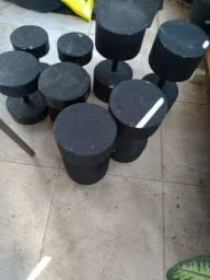 Vendo pesos de concreto