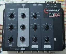 Crossover taramps CRX4