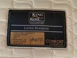 Colchao King Koil - De: 5.200,00 Por: 900,00