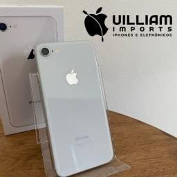 iPhone 8 Silver 128GB