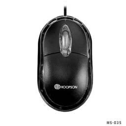 Mouse Usb Ms-35p Hoopson - Loja Natan Abreu