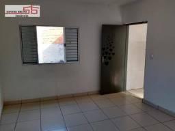 Casa com dois comodos para alugar, 40 m² por R$ 700/mês - Limão (Zona Norte) - São Paulo/S