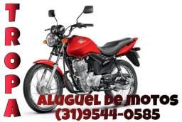 Aluguel de Motos (Hondas titan/Yamaha/150cc)