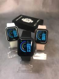 Smartwatch D20 + Frete grátis