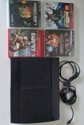 Console Playstation 3 Slim 500Gb