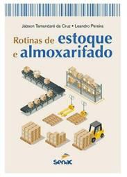 Livro - Rotinas De Estoque E Almoxarifado