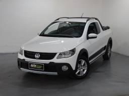 Volkswagen Saveiro Cross 1.6 Cab. Estendida Flex Branco