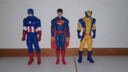 Bonecos de Super-heróis