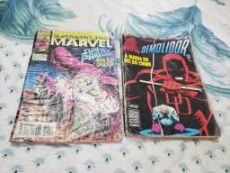 Vendo ou troco, : Revistas em quadrinhos anos 90