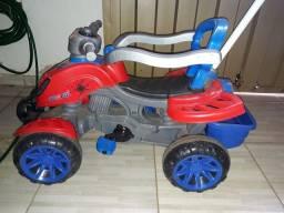 Quadriciclo Homem Aranha