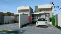 Casa com 3 dormitórios à venda, 60 m² - Presidente - Cascavel/PR