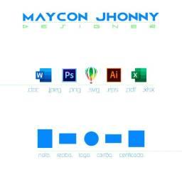 Ofereço serviço designer gráfico freelancer!