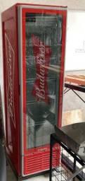 Cervejeira Vertical Metalfrio c/porta de vidro 270l 220v.