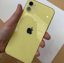 iPhone 11 completo na caixa e nota fiscal impecável