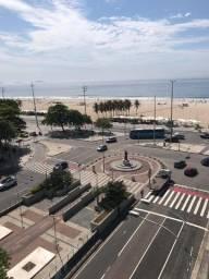 Apartamento em Copacabana vista para praia
