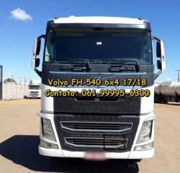 Volvo Fh 540 6x4 17/18