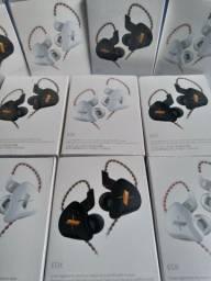 Fone KZ EDX In Ear Preto ou Branco