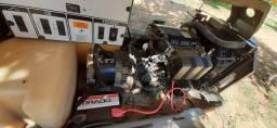 Gerador diesel 14,25 kva