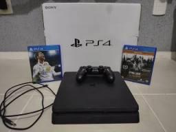 PS4 SLIM  1 Tb PlayStation 4