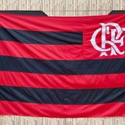 Bandeira grande de time