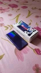 Samsung A30s novo na caixa