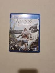 Jogo Assassin's Creed Black Flag PS4 SOMENTE VENDA