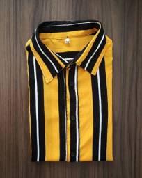 Camisa artesanal Nova