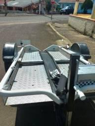 Carretinha moto