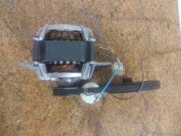 Motor de Indução Monofásico de 1/4 127V para lavaroupa com Protetor Térmico (Usado)