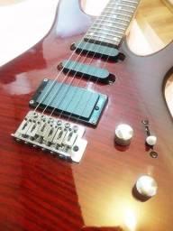 Guitarra Shelter USA Superstrato Raridade - Estuda Troca