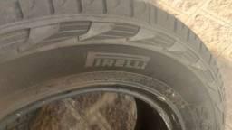 3 Pneu Pirelli 265/65/17 Scorpion AT 112T
