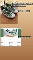 Tênis/Basqueteira Nike FlyTrap Kyrie Irving Boston