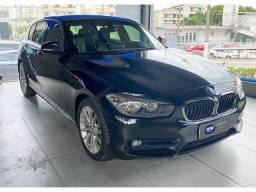 BMW 120i 2.0 16V SPORT ACTIVEFLEX 4P AUTOMÁTICO 2015 a 2016
