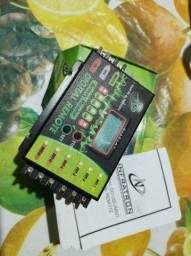 Sequenciador voltímetro digital