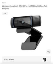 Webcam promoção