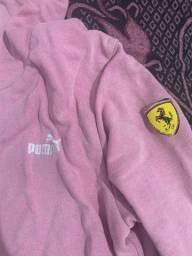 Casaco rosa Puma original!!!!